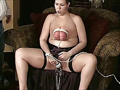 hard torture of a shorthaired slave 2 of 2