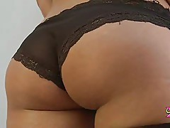 Perfect ass Brazillia gets fucked