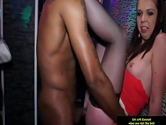 Real party euro amateur being pussyfucked
