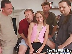 Teen Slut Amber Loses Her Anal Cherry With A Good Hard Ass Banging