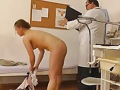Spy cam setup in gyno checkup room